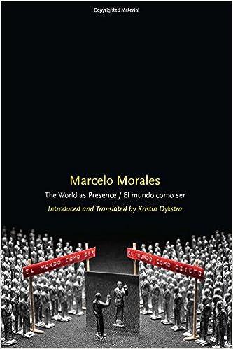 Amazon.com: The World as Presence/El mundo como ser ...