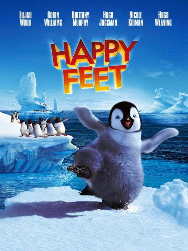 Happy Feet (Good Movie For Kids And Adults)