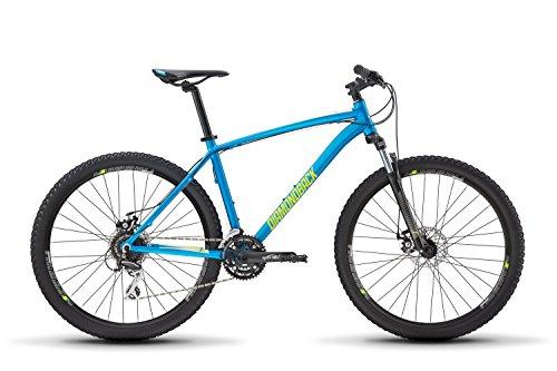 Diamondback Bicycles Overdrive 1 27.5 Hardtail Mountain Bike, Blue