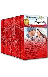 Mistletoe Kisses: inspirational romance boxed set (Inspy Kisses Box Set Book 3) (English Edition)