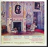 Aaron Rosand; Rold Reinhardt: Berlioz: Reverie & Caprice, Op. 8; Chausson: Poeme, Op. 25; Saint-Saens: Havanaise, Op. 83; Introduction & Rondo Capriccioso, Op. 28; Ravel: Tzigane. LP
