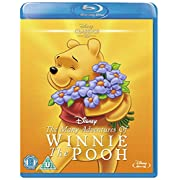 Many Adventures of Winnie the Pooh [Blu-ray] [Region Free] [UK Import]
