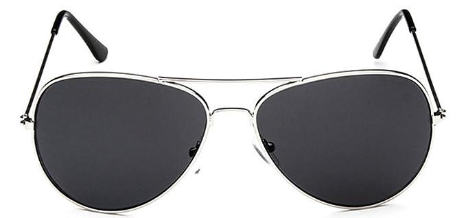 7a0dfa769224c SCLM - Gafas de sol - para mujer multicolor Argent gris  Amazon.es  Ropa y  accesorios