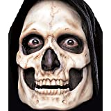 Woochie by Cinema Secrets Skull Foam Prosthetics, Multi, One Size