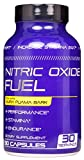 Nitric Oxide Fuel N.1 Most effective Booster - Increase Testosterone, Energy, Stamina, Size, Physical Performance Natural Energy Libido boost with Horny Goat Weed for Performance 90 Caps