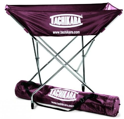 Tachikara Collapsible Hammock Volleyball Cart w/Nylon Carry Bag BC-HAM