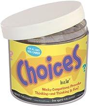 Choices in a Jar
