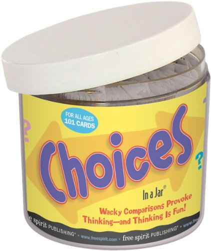 Choices in a Jar (Character Education Activities For High School Students)