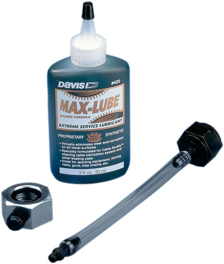 Davis Instruments 420 Cable Buddy I Lube System