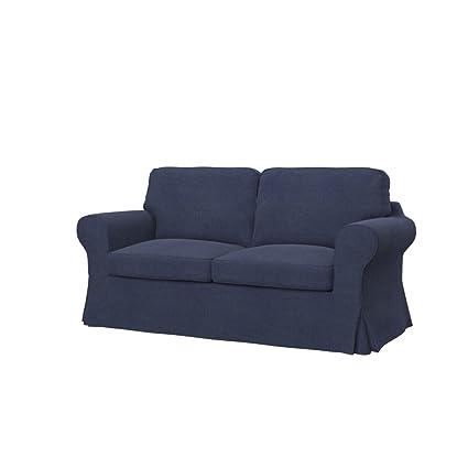 Divano Letto Ikea 2 Posti.Soferia Ikea Ektorp Fodera Per Divano Letto A 2 Posti Naturel