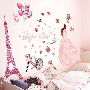 SecondStep Sweet Épouse Décoration Bâtiment Nouilles Mur Chambre ...