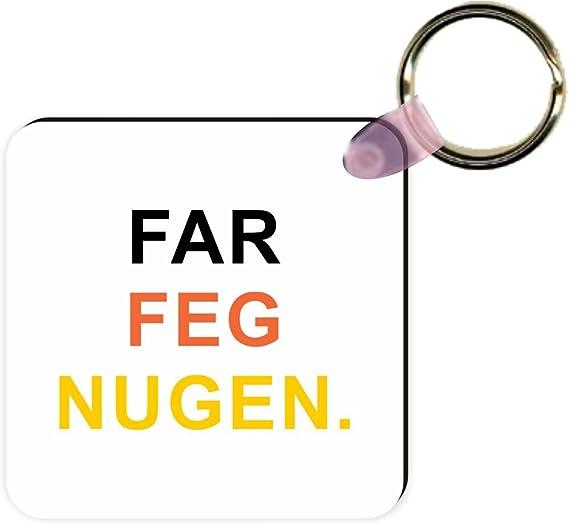 Rikki Knight Farfegnugen German Square Key Chains White Amazon Ca Luggage Bags Played wilson in wide awake in 1998. amazon ca