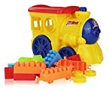 Choo Choo Train, Builders Block Set for Baby, Kids, Toddler, Walker, The Best Early Explorer Education Toy for your Children, Hours of Fun for your Lovely Kids, 36 Blocks included!