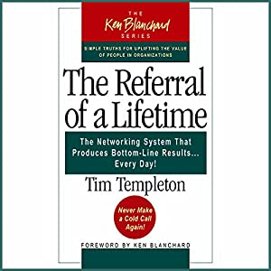 The Referral of a Lifetime Audiobook