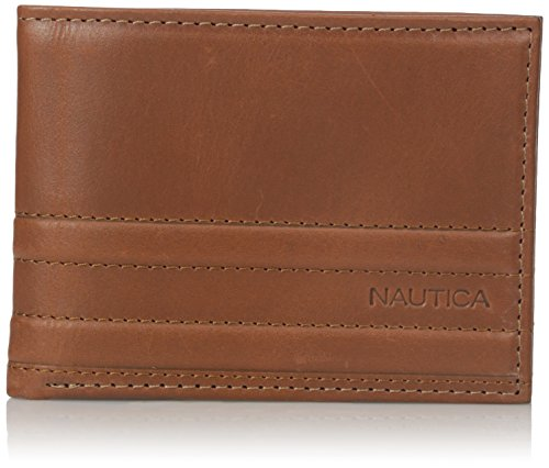 nautica-mens-antares-slim-billfold-wallet-tan-one-size