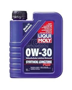 liqui moly 1150 0w 30 longtime plus synthetic engine oil 1 liter bottle automotive. Black Bedroom Furniture Sets. Home Design Ideas