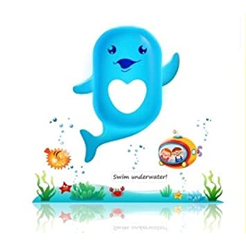 Amazon Com Dolphin Led Night Light Lamp Diy Wall Sticker For Kids