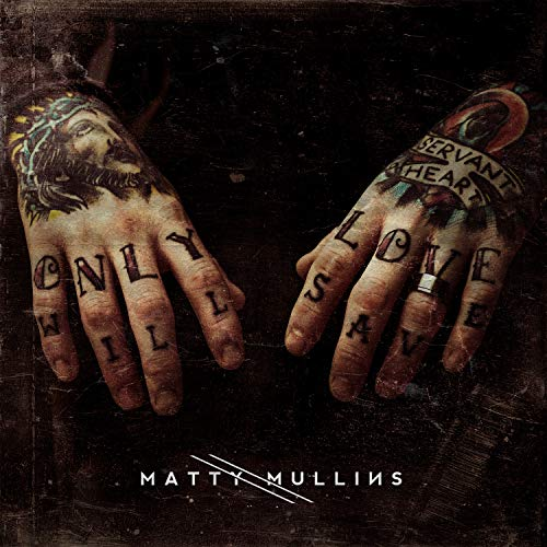 Matty Mullins Album Cover