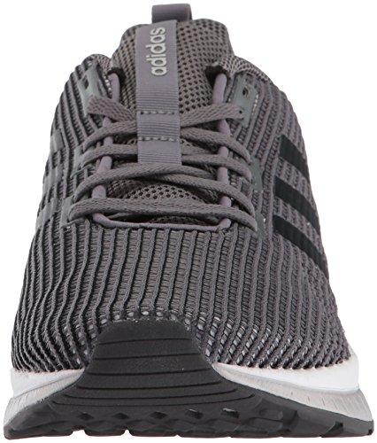 Adidas Mens Questar Tnd Hardloopschoen Grijs / Core Zwart / Carbon