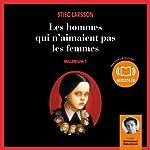Les hommes qui n'aimaient pas les femmes (Millenium 1)   Stieg Larsson