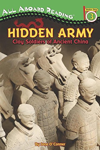Hidden Army Soldiers Ancient Reading
