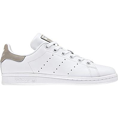 free shipping 68dbd 8a5f5 adidas Stan Smith, Baskets Mixte Enfant, Blanc Footwear White 0, 36 EU