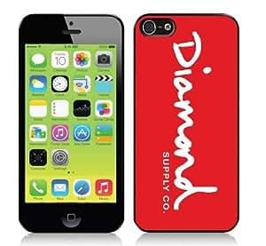 Diamond Supply Co Red/White OG Script iphone 4s Case Cases & Co.