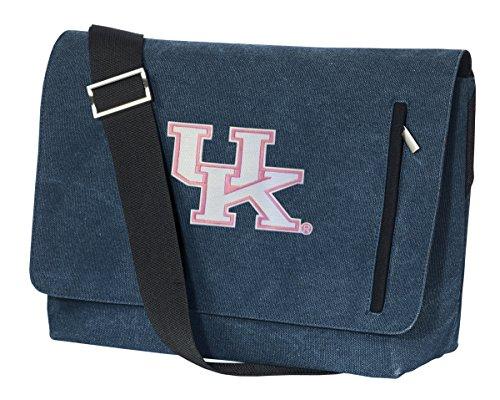 Broad Bay Stylish Womens University of Kentucky Messenger Bag UK Wildcats Laptop Bag (Laptop Bag Ncaa Kentucky Wildcats)