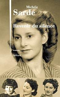 Revenir du silence par Michèle Sarde