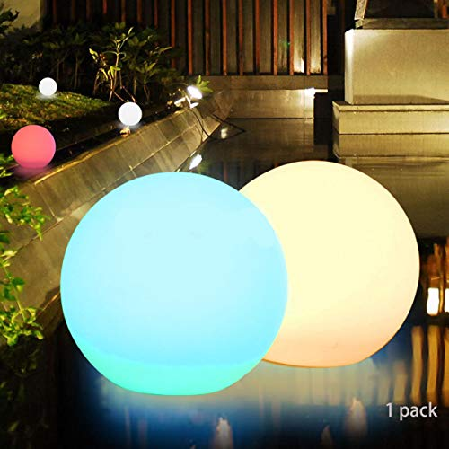 Solar Floating Swimming Pool Light Color Changing Led in US - 3