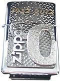 Zippo 2.003.255 - Accendini commemorativi 1932 - 2012, Limited Edition, Bright, Chrome Tone