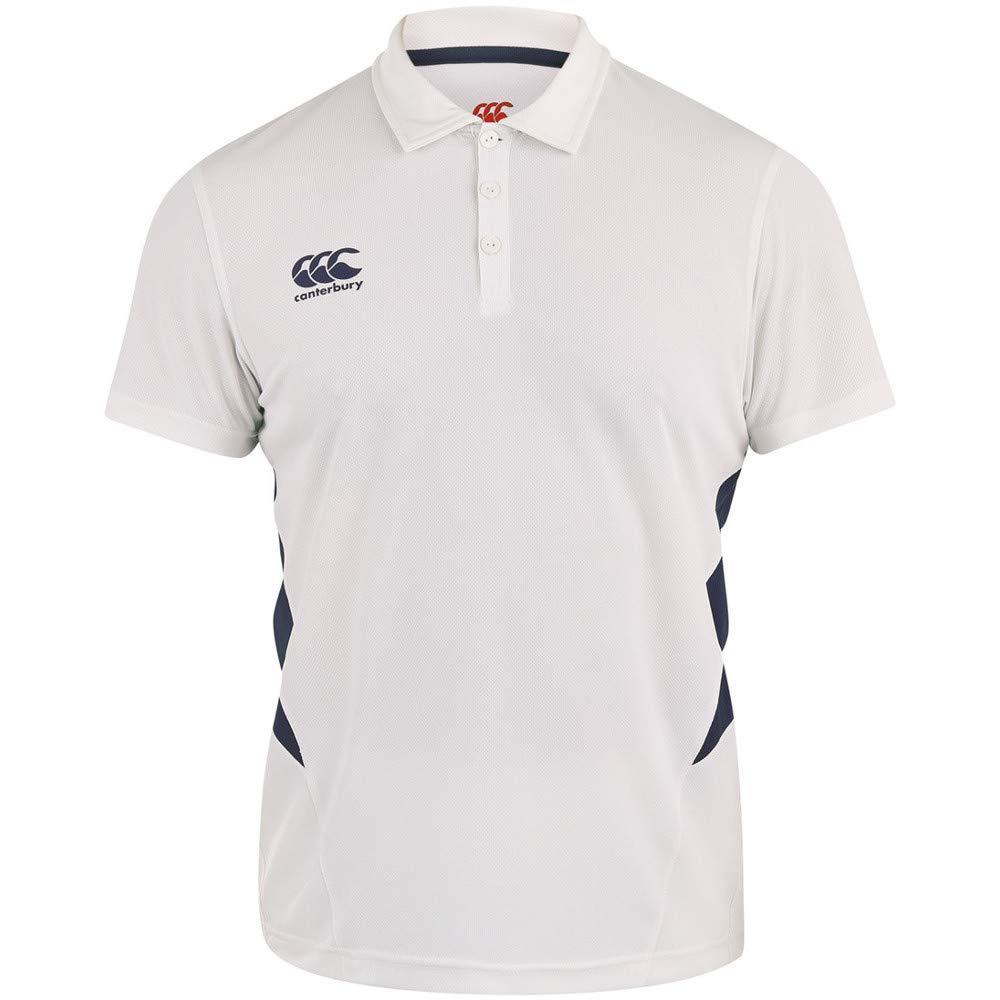 Canterbury Mens Wicking CCC Logo Cricket Polo Shirt: Amazon.es ...