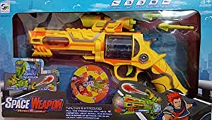 SPACE WEAPON GUN TOY FOR BOYS