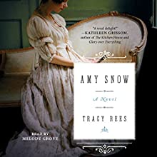 Amy Snow: A Novel Audiobook by Tracy Rees Narrated by Melody Grove
