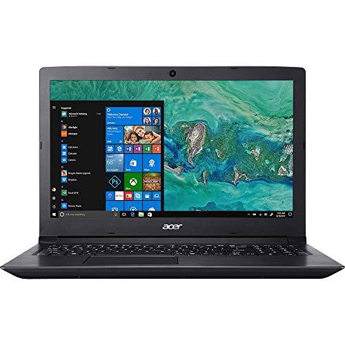 Acer Aspire 3 15.6″ LED HD Laptop AMD Ryzen 3 2200U Radeon Vega 3 Graphics 1TB Hard Drive 8GB DDR4 Memory 802.11ac WiFi USB 3.0 Webcam SD Card Reader HDMI Ethernet Windows 10 Home