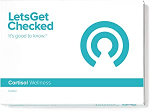 Home Stress Test, Cortisol Test for Fatigue, Weight Changes and Measure Adrenal Performance or Stress. LetsGetChecked. | Results in Days | by Lets Get Checked