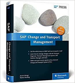 Buy SAP Change and Transport Management Book Online at Low