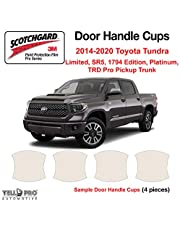 3M Scotchgard Paint Protection Film 2015 2016 2017 2018 Toyota Tundra Limited