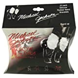 Glow in the Dark Michael Jackson Silly Bands 20ct Rubber Bandz Collection Pack 2