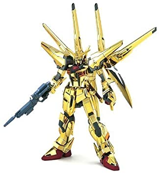 Gundam Seed Destiny Shiranui Akatsuki 1/144 HG Model Kit by