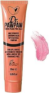 Dr PAWPAW Tinted Peach Pink Balm 25 ml by Dr PAWPAW