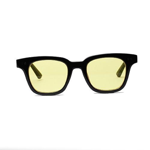 MagiDeal Moda Occhiali Da Sole Cornice Lente per Donna Uomo