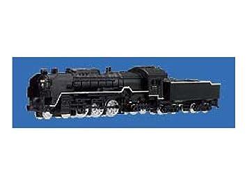 locomotora de vapor [NUEVO] medidor de tren N fundido a presioen maqueta No.48 C-62