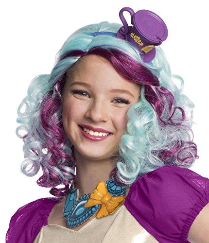 Madeline Hatter Girls Costumes Wig (R52884/149 Madeline Hatter Wig)