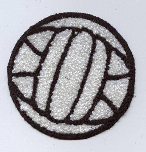 Volleyball Applique - 8
