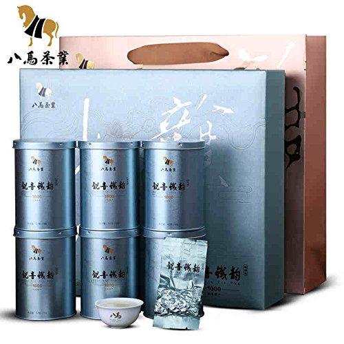 Bama tea Anxi Tieguanying tea Qingxiang Tikuanyin tea Chinese Oolong tea252g八马茶业 by Yichang Yaxian Food LTD.