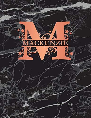 Mackenzie: Personalized Sketchbook 8.5