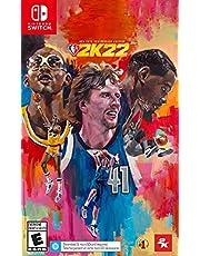 NBA 2K22 75th Anniversary Edition - Nintendo Switch