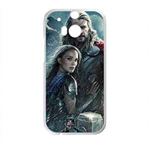 Happy Personalized Thor Design Best Seller High Quality Phone Case For HTC M8