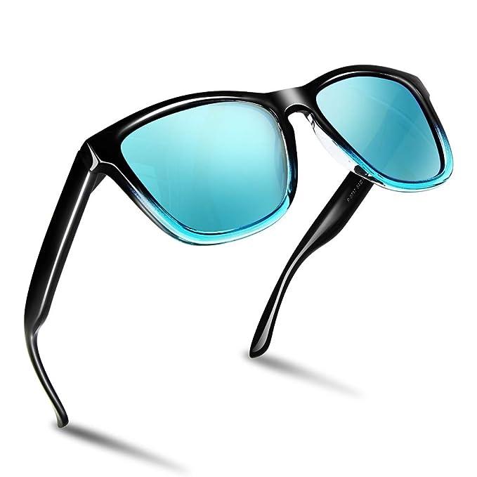NWOUIIAY Gafas de Sol Casual Elegante Clásico para Hombres y Mujeres para  Bloquear Eficazmente los Dañinos 5c4e7de974